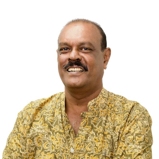 Raj Moham